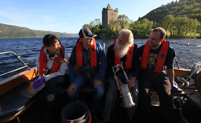 Loch Ness group image