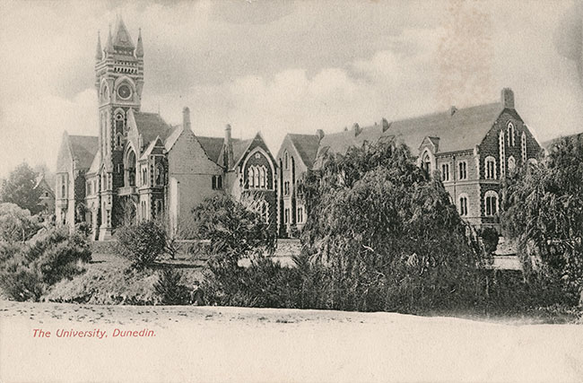 Clocktower 1906