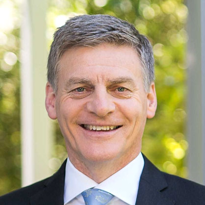 Bill English image