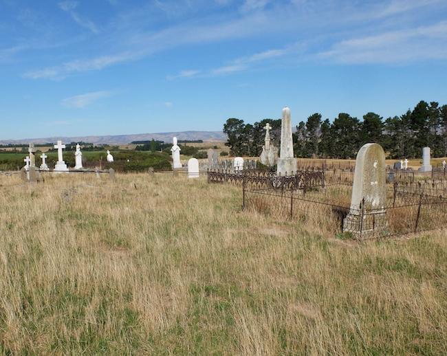 Drybread Cemetery image