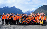 Student Volunteers Fox Glacier thumbnail