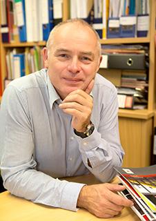 Professor Richard Edwards image 2019