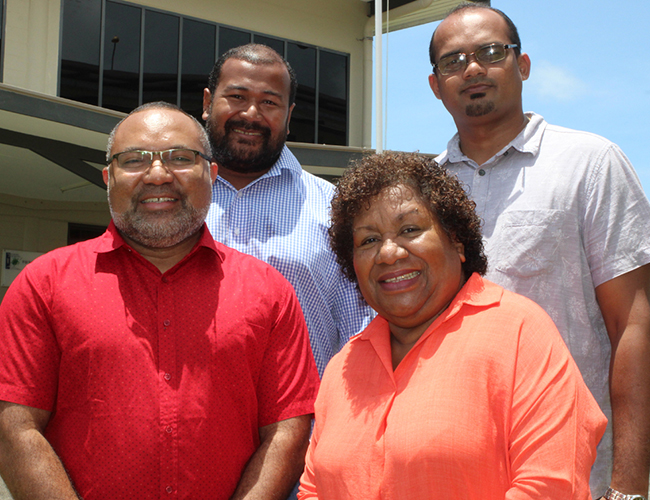 Fijian Award Recipients image 2020