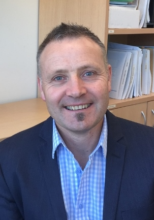 Mr David Christensen, General Manager of Otago Innovation Ltd
