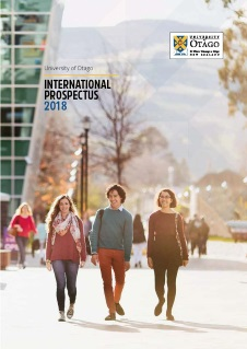 International Prospectus front cover