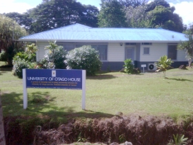University of Otago House at the National University of Samoa