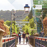 International mini guide front cover