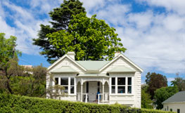 A possible house for rental by University of Otago students. Image.