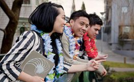 Pacific students