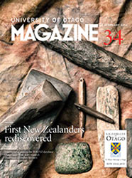 Otago Magazine issue 34 thumbnail