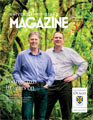University of Otago Magazine issue 37 cover small