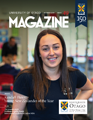 University of Otago Magazine issue 49 cover small