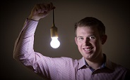 Electrifying project kickstarted Master's degree