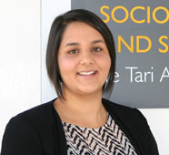 Photo of Monica Singh, Social Work