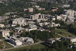 University of Western Ontario campus