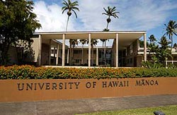 University of Hawaii at Mānoa.