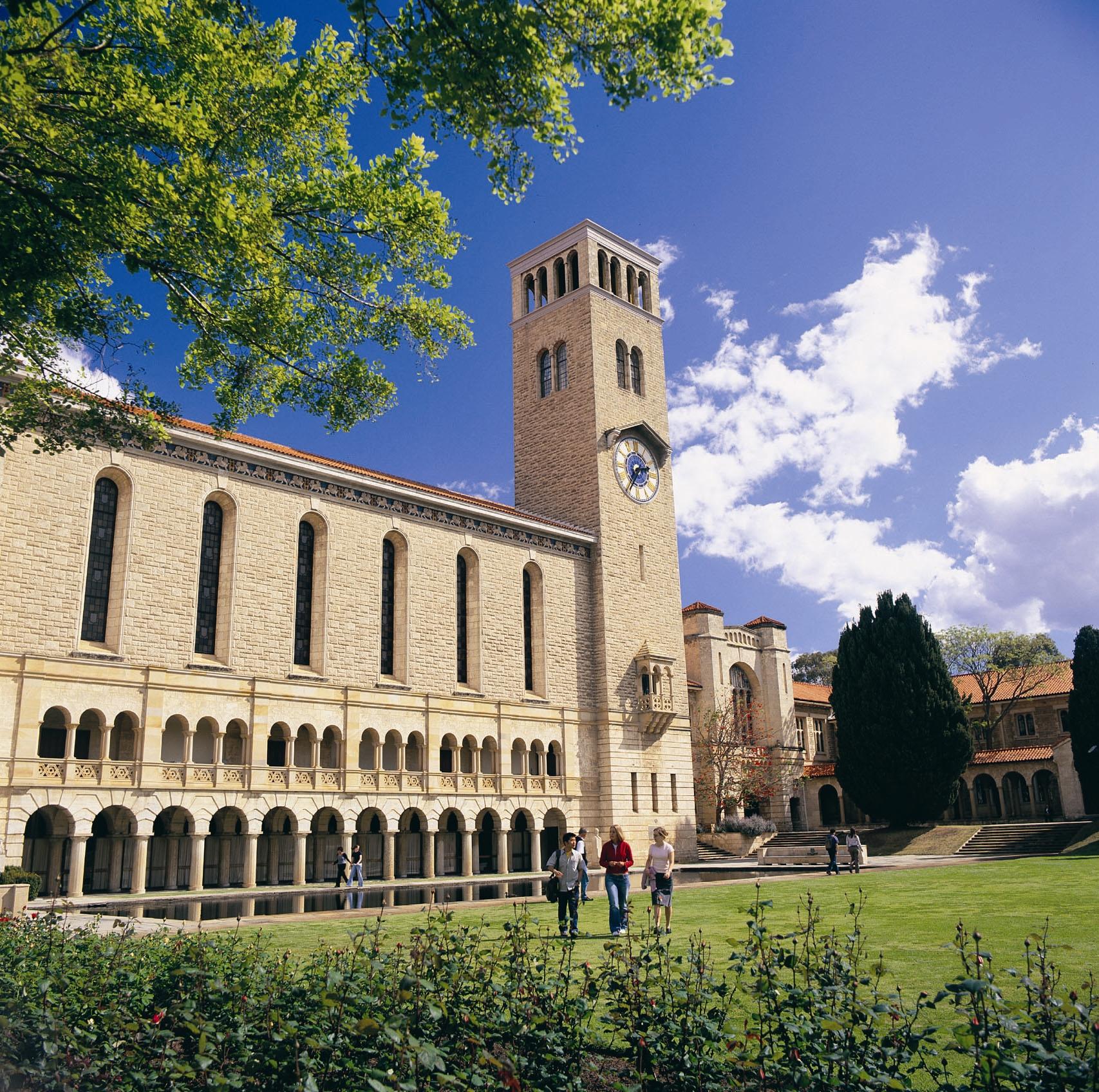 university of western australia  exchange partners
