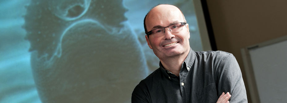 The accidental parasitologist, Profiles, Otago Magazine