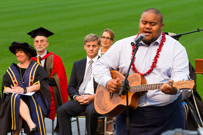 Metitilani Alo Singing at Convocation_2016