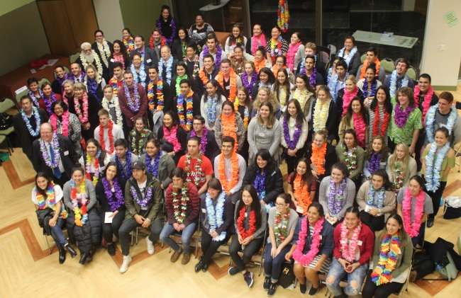 Maori and Pacific Peoples Scholarship Event 2015