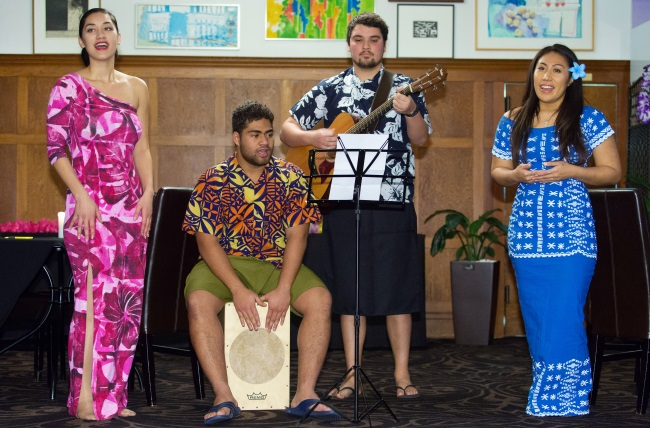 Pacific Student Performance at PASC Launch July 2016 (1)