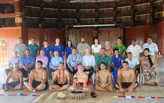 Samoa Trip Builds Relationships_July2016