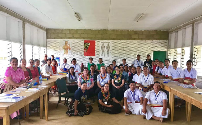 University Fosters Tongan Connections 17122018