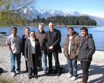 (OPG) Members of Otago Pharmacometrics Group at ASCEPT 2012