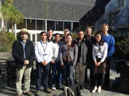(OPG) Members of Otago Pharmacometrics Group at ASCEPT 2013