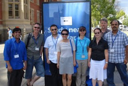 (OPG) Members of Otago Pharmacometrics Group at PAGANZ 2010