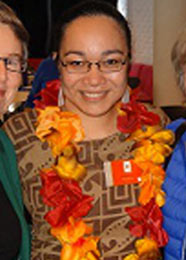 Santoria Utufua-Leavai, Pharmacy Graduate