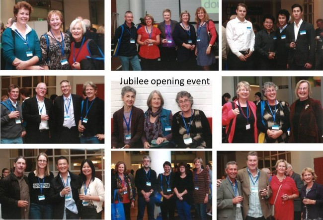Pharmacy 50th Jubilee opening event montage