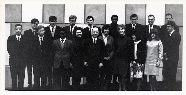 Pharmacy Class of 1966