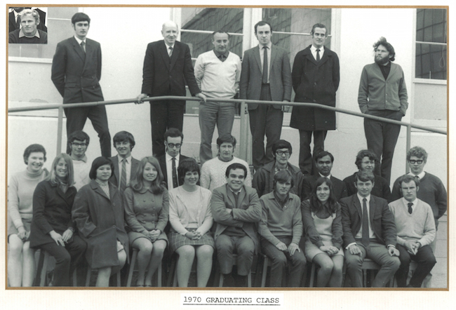 Pharmacy Class of 1970