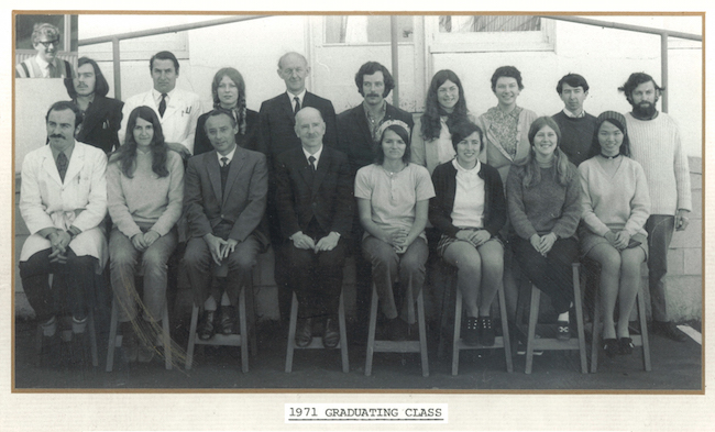 Pharmacy Class of 1971