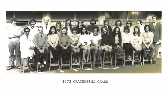 Pharmacy Class of 1973
