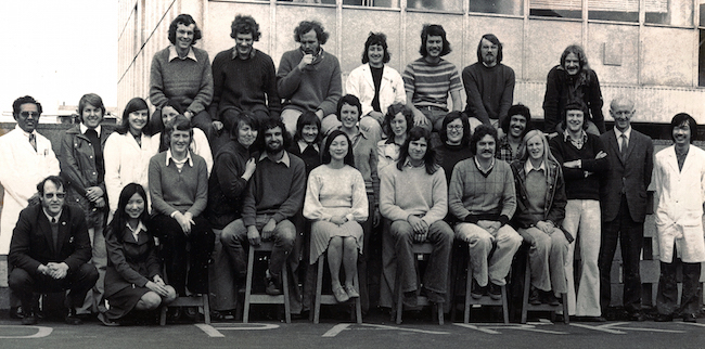 Pharmacy Class of 1975