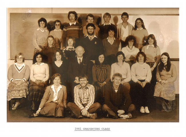 Pharmacy Class of 1981