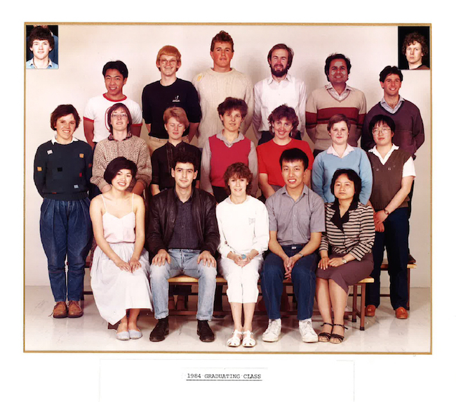 Pharmacy Class of 1984