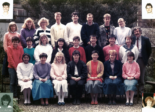 Pharmacy Class of 1987