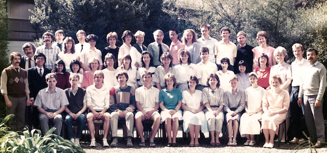 Pharmacy Class of 1988
