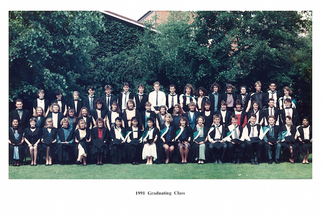 Pharmacy Class of 1991