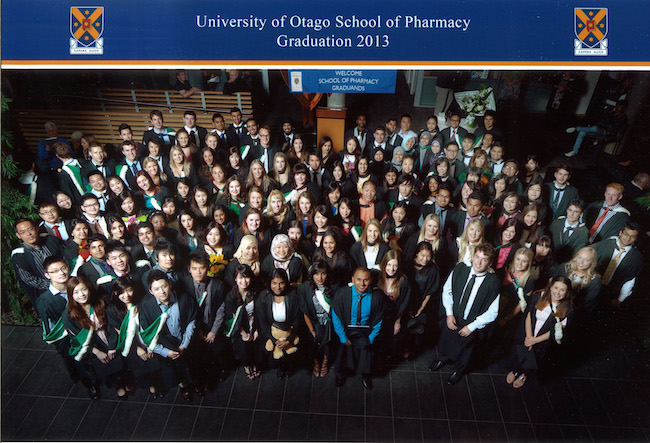 Pharmacy Class of 2013