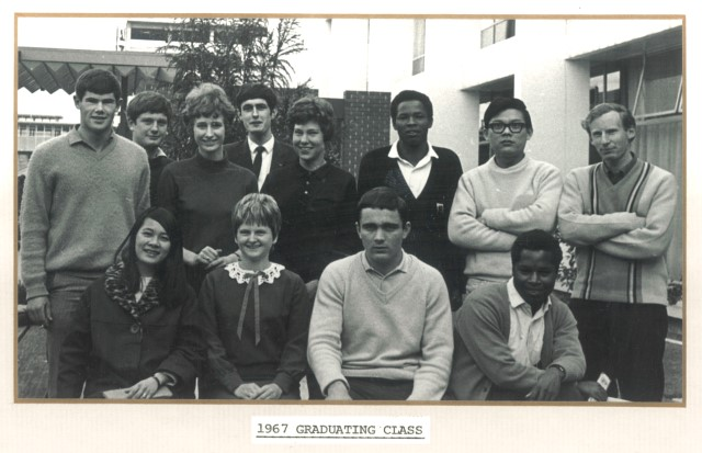 Pharmacy Class of 1967