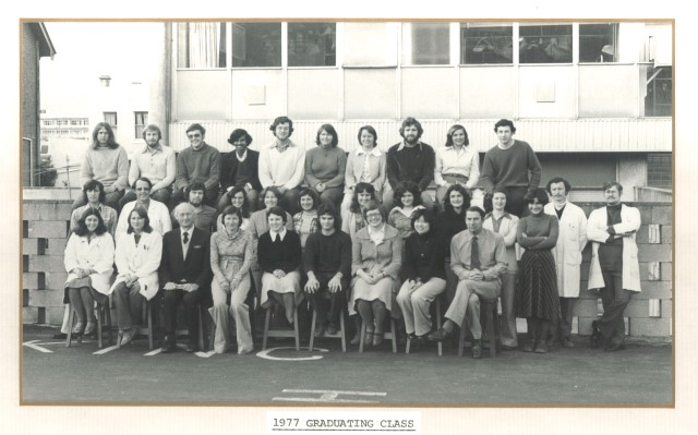 Pharmacy Class of 1977