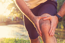 OA knee therapy study