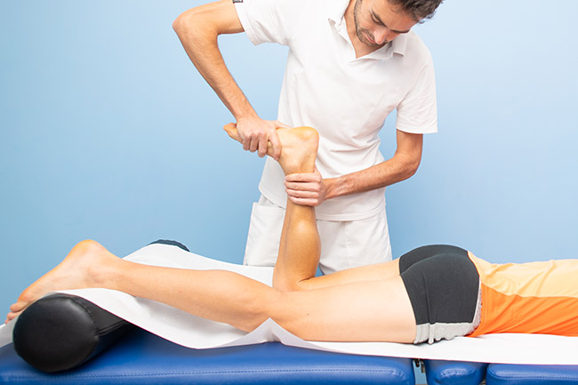 Student Massage Image