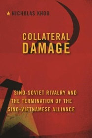 Image of collateral damage book cover