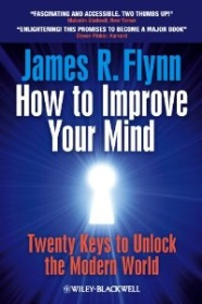 Image of how to improve your mind book cover