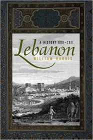 Image of Lebanon, a history book cover